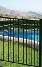 Pool Code Residential Aluminum Fence