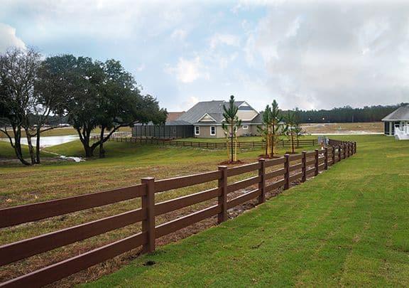 Ranch and Rail PVC