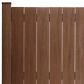 Standard PVC Privacy Fence