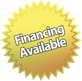 Financing Available 2