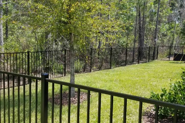 4ft Residential Aluminum Fence